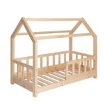 Solid wooden Housebed Deluxe 70×140