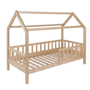 Solid Wooden Housebed Deluxe 90×200