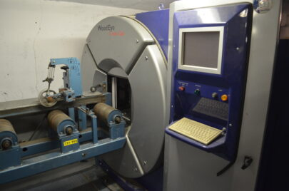 Riverbank has new finger joint machinery